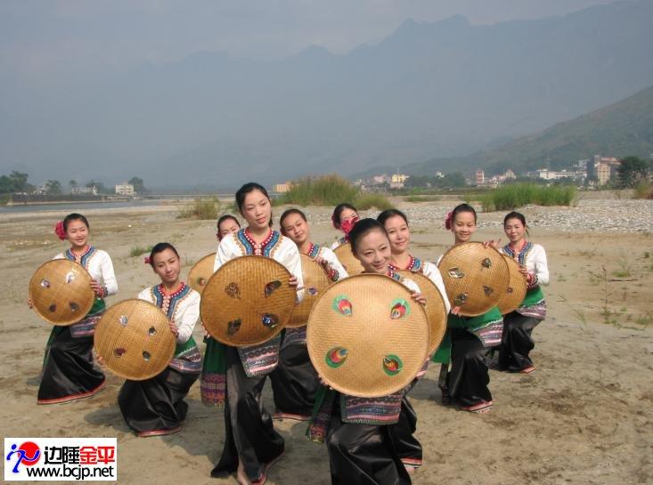 红河州金平县勐拉傣族民间歌舞