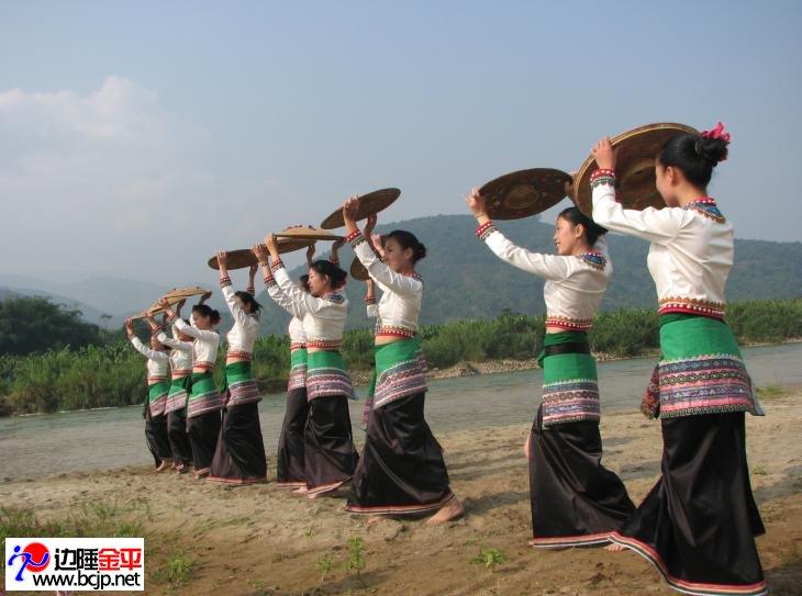 傣族网--红河州金平县勐拉傣族民间歌舞