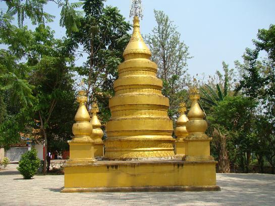 傣族网--耿马傣族佛教的中心——总佛寺